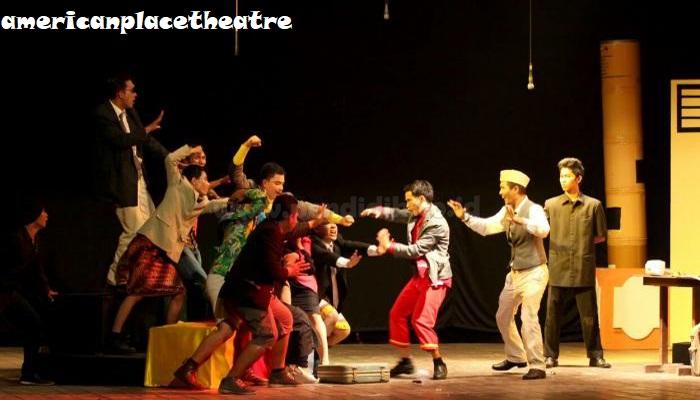 Mempelajari Apa Yang Disebut Teater Improvisasi