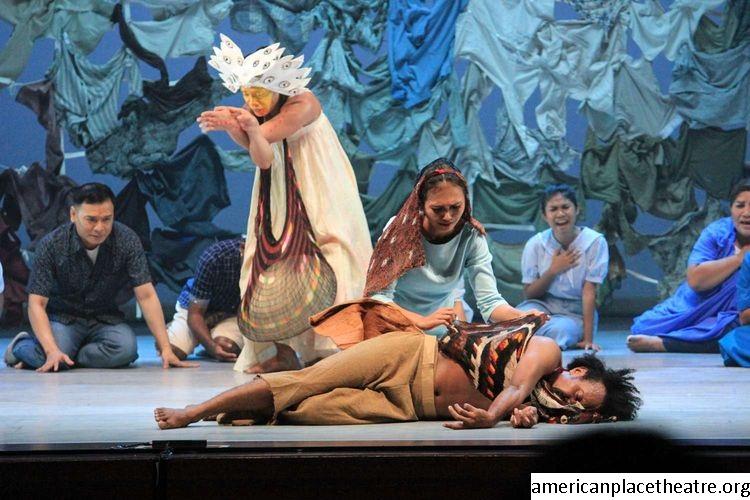 Teater Fisik, Pertunjukan Teater Yang Mencakup Pencitraan Melalui Gerakan Fisik