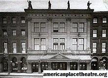Sejarah Prince's Teater Bristol, Gedung Yang Dihancurkan Oleh Pengeboman