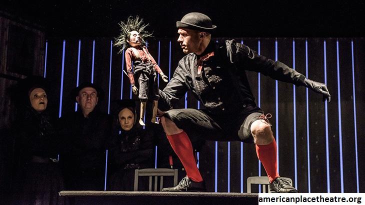 Tempat Pertunjukan Teater Boneka di Budapest