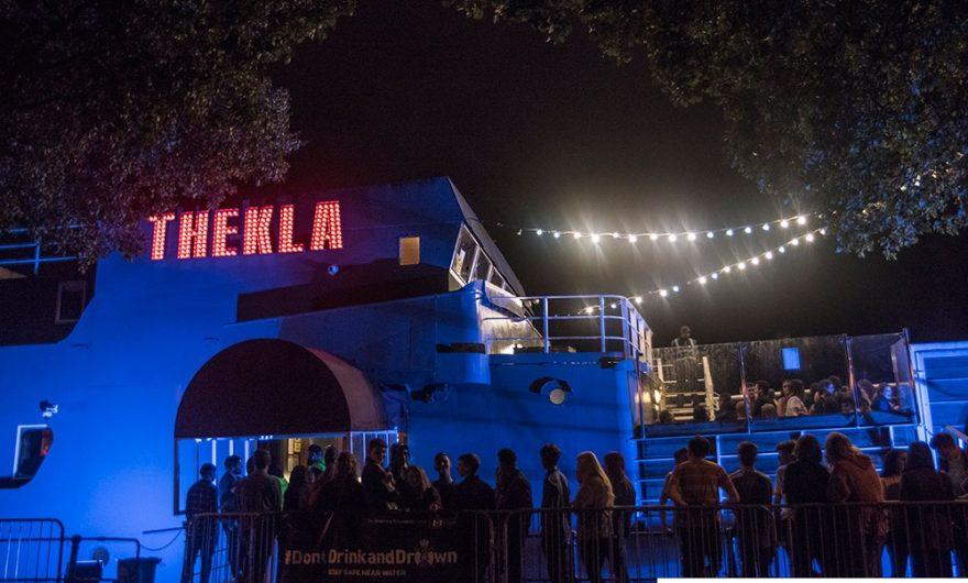 Thekla, Kapal Kargo Yang Disulap Menjadi Gedung Teater